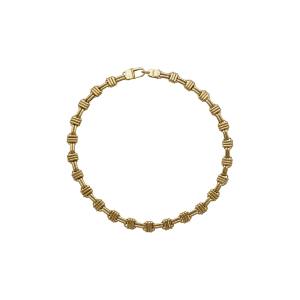 Luxus Second Hand Gold Collier