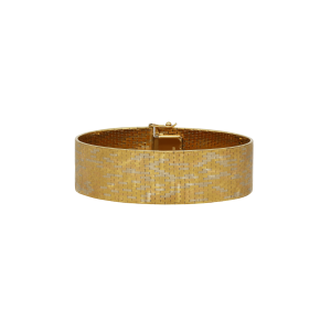 Luxus Second Hand Gold-Armband